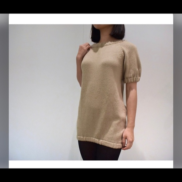 Babaton Armel sweater sz M NEW in trace
